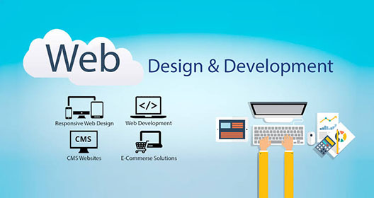 <strong>Web Design & Development</strong>